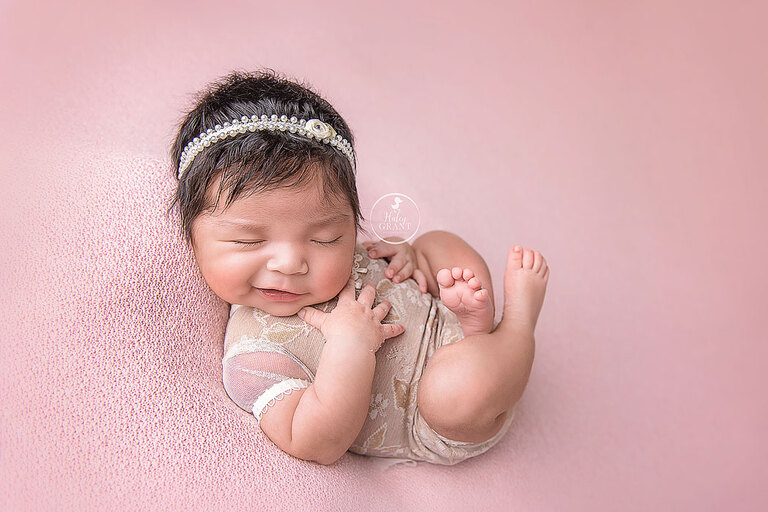 Newborn Photographer Cedar Park Texas