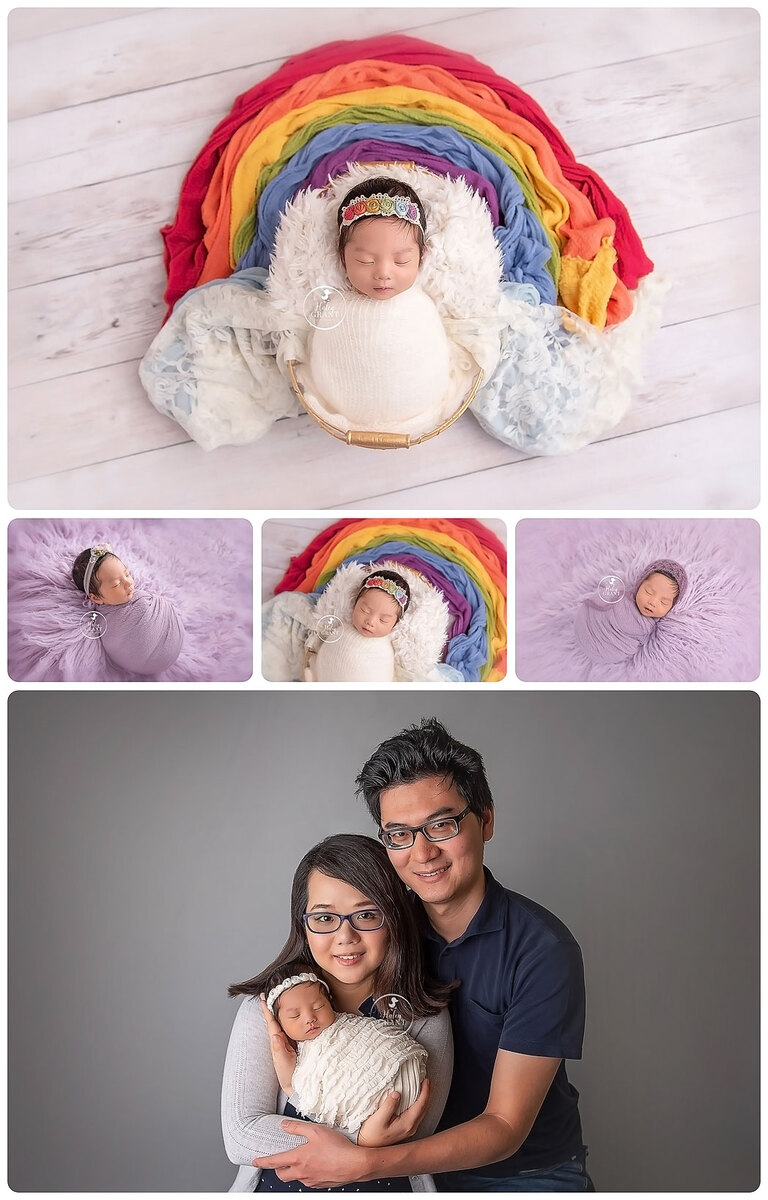 Newborn Photographer Austin - Professional Baby Photos
