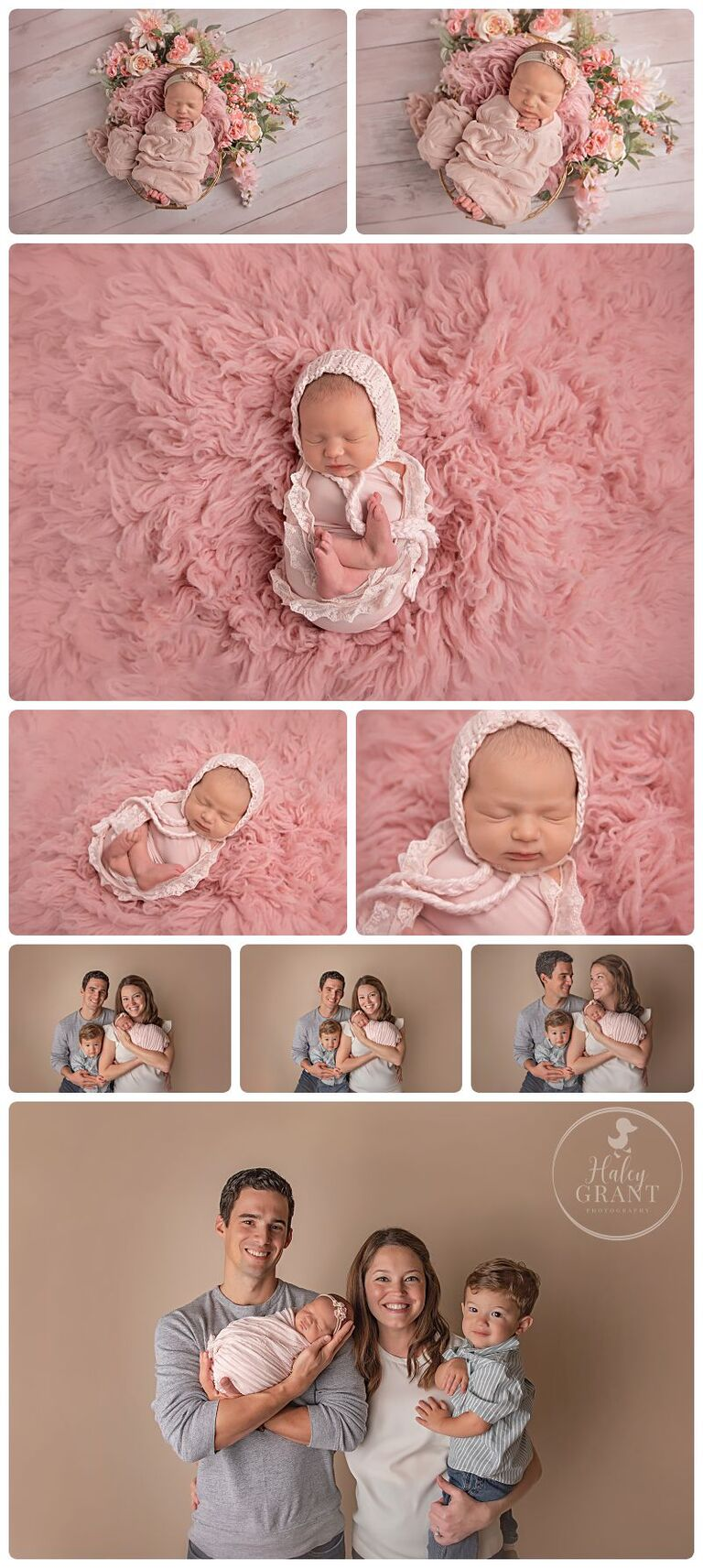 Newborn Photographer Austin