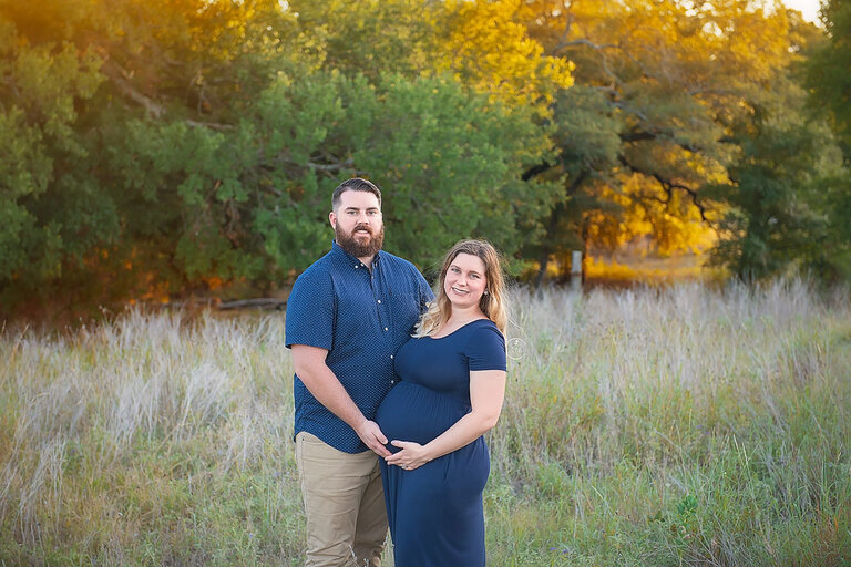 Austin Professional Maternity and Baby Photographer