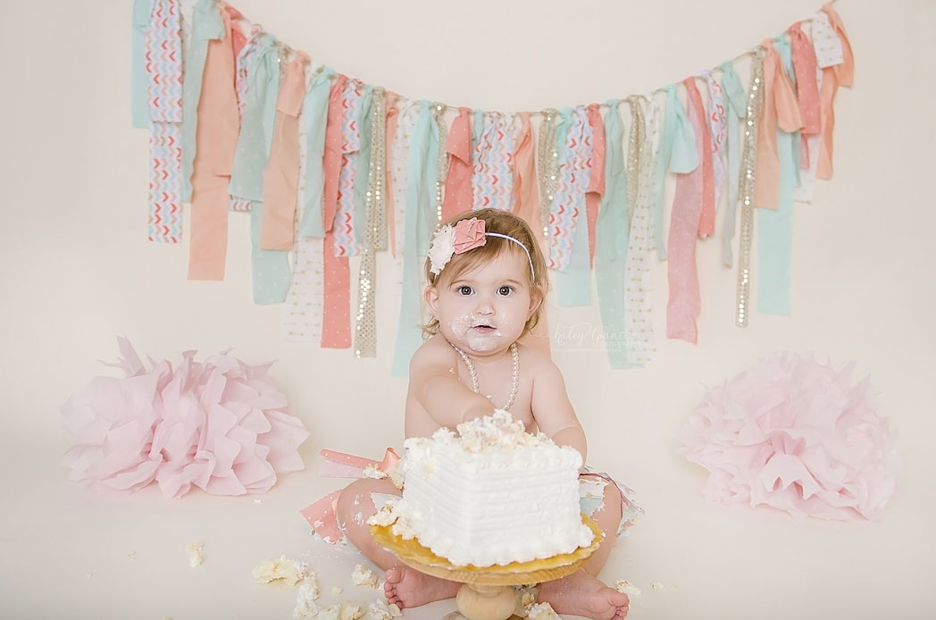 One Year Baby Photography Session