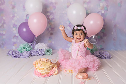 Sarah Is One Year Old